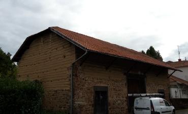 Vermorel fils nos derni res r alisations cat gorie - Rehabilitation d une grange en habitation ...